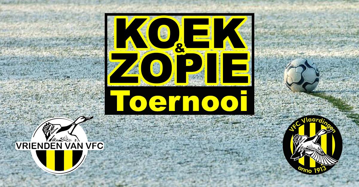Succesvolle strandtraining en winters Koek & Zopie toernooi
