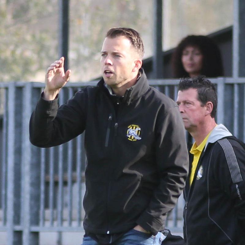 VFC (za) wint oefenwedstrijd tegen NSVV door twee doelpunten van Van der Meer